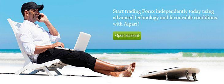 Alpari independent trading