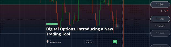 Digital Options brief