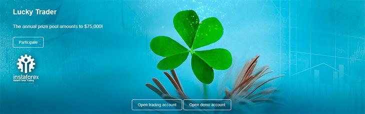 Instaforex bonus lucky trader