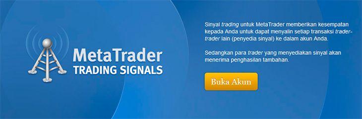 Sinyal Trading