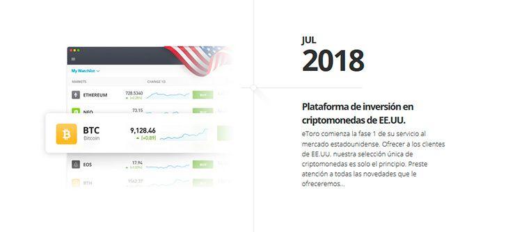 eToro 2018
