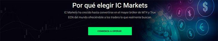 Por qué elegir IC Markets