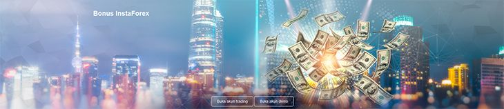Instaforex penawaran bonus