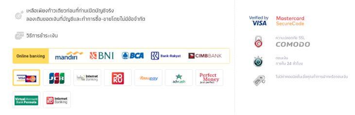 ข้อมูลเกี่ยวกับธนาคารของBinomo