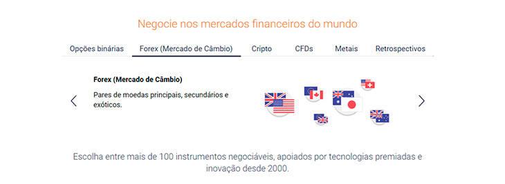 Binary.com ativos