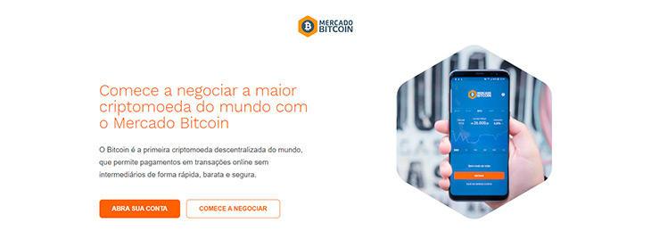 Mercado Bitcoin APP