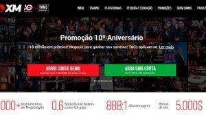 XM Forex Brasil
