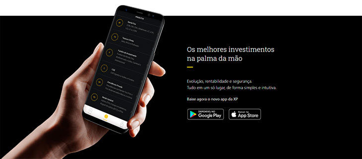 XP Investimentos APP